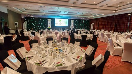 Ashford International Hotel will be the host venue for this year's awards