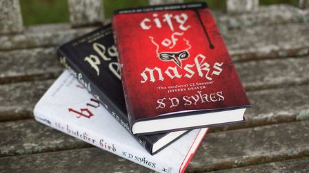 SD Sykes books