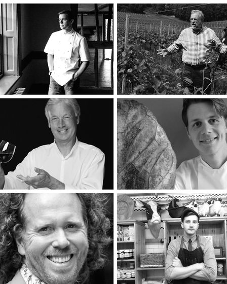 These Surrey foodies are appearing at Woking Food & Drink Festival's bite sized talks
