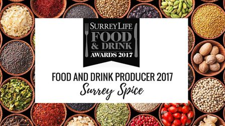 Producer of the Year - Surrey Life Food & Drink Awards 2017