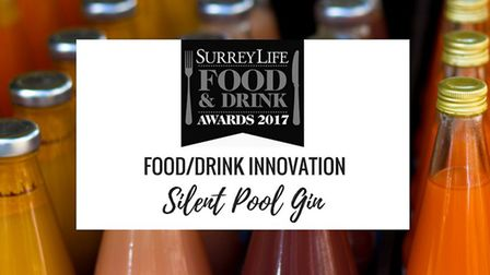 Food & Drink Innovation of the Year - Surrey Life Food & Drink Awards 2017