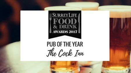 Pub of the Year - Surrey Life Food & Drink Awards 2017