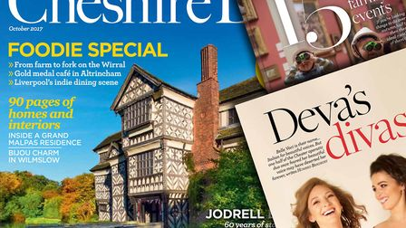 Cheshire Life - October 2017