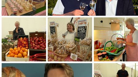 Guildford Food and Drink Festival features Local Food Britain members