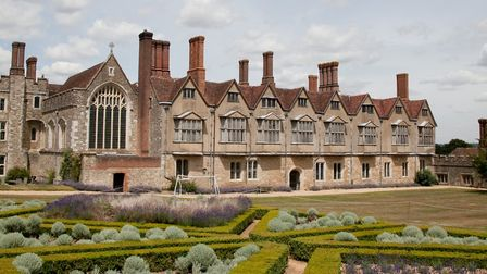 Knole is today managed by the National Trust, although the Sackvilles still live there
