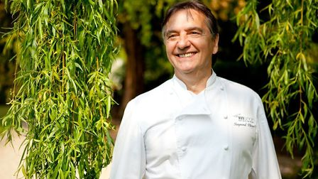 Chef Raymond Blanc to open 25th RHS Garden Wisley Flower Show in September