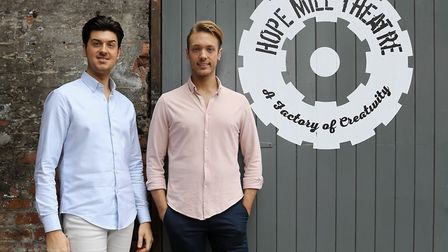 Joe and Will at Hope Mill Theatre