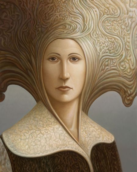 White Magic Woman, by George Underwood