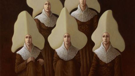 The Ensemble, by George Underwood