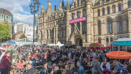 Manchester Food and Drink Festival (credit: Carl Sukonik)