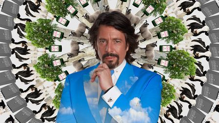Laurence Llewelyn-Bowen: 10 glorious years in the Cotswolds