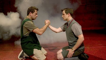 Blood Brothers will play at the Storyhouse in Chester (credit: Lorne Campbell)