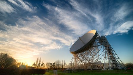 Jodrell Bank is a place to explore the universe (Photo by Anthony Holloway)