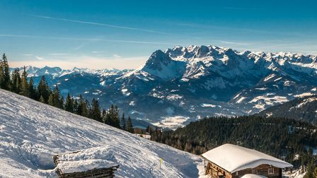 The Alps is the setting for a number of novels centuring on a hermitic lifestyle. Photo: Getty Image