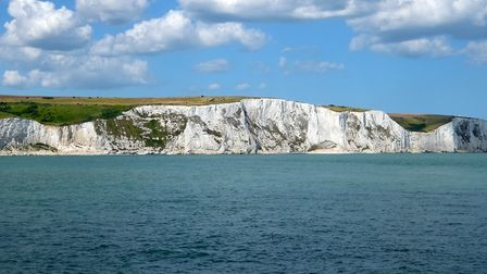 The White Cliffs of Dover (credit: julochka, Flickr, CC BY-NC 2.0)