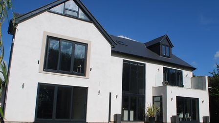 Yoiur windows can be fitted in a variety of colours