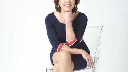 Kathy Lette (Photo by Neil Cooper)