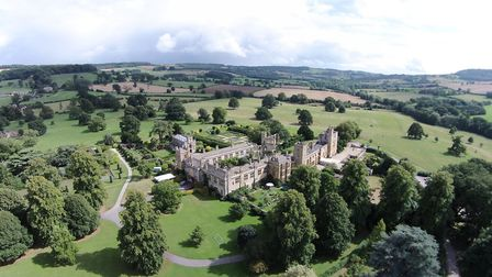 Sudeley Castle, as featured in 'Father Brown'. Photo by 'Wdejager'