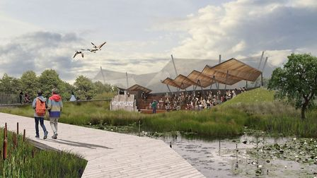 WWT Slimbridge Wetland Centre development plans
