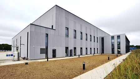 The manufacturing centre is the latest collaborative venture on the GSK/Stevenage Bioscience Catalys