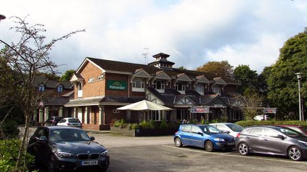Perfect for a pint or cuppa: the Boddington Arms