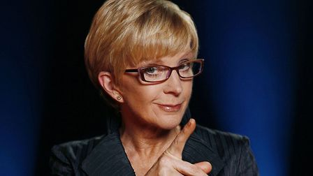 Anne Robinson on The Weakest Link (c) BBC Pictures
