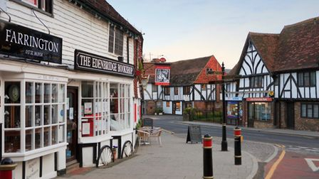 Edenbridge (photo: Explore Kent)