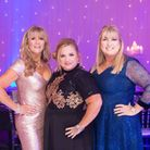 Amazing fundraisersTrudi Brooks, Claire Gallagher and Mandy Molby