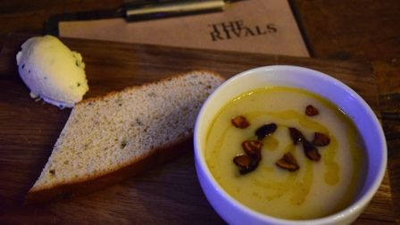 Soup at the Rivals
