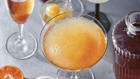 Five fizz recipes from The Orchard Cook Book