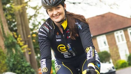 Cycling is one of Sophie's many other talents