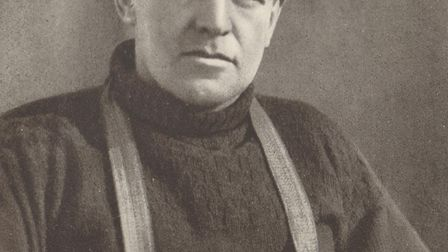 Sir Ernest Shackleton became famous on four expeditions to the Antarctic a century ago