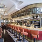 Ample seating at the very chic bar (photo: Paul Winch-Furness)