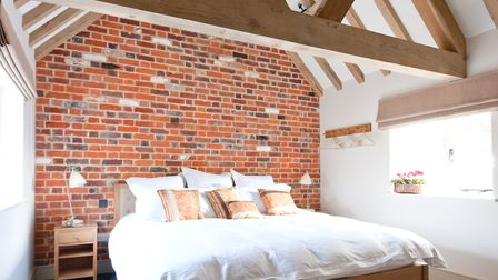 The Wellington Arms' Hayloft room offers superb dog-friendly accommodation