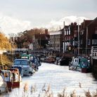 The Stour is always busy with river craft (photo: Manu Palomeque)