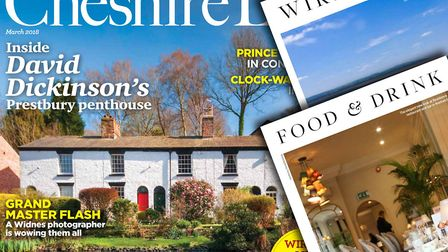 Cheshire Life - March 2018