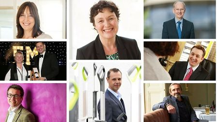 55 of the most influential business people in the region