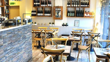 The Vine Leaves, Harpenden (photo: Brian Arnopp Images)