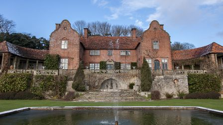 Animal lovers will adore being treated to an overnight stay at elegant Port Lympne Hotel (photo: Man