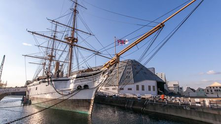 Spend a fascinating day at The Historic Dockyard Chatham (photo: Manu Palomeque)