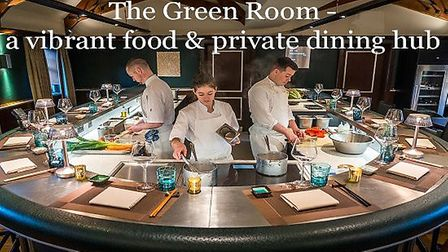 The Green Room at Whatley Manor