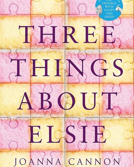 Three things about Elsie, by Joanna Cannon
