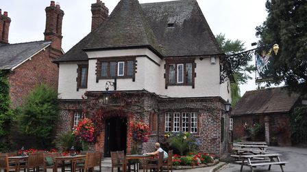 The George and Dragon, Great Budworth