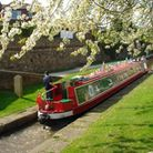 Macclesfield Canal at Marple by Peter Laws