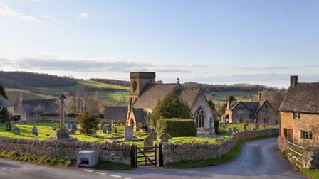 Snowshill village, Cotswolds © Andy Roland