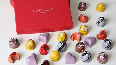 A selection of BonBons