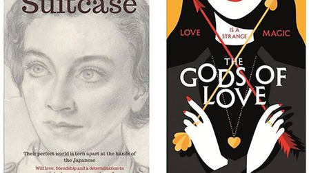 The Suitcase, by Jo Price; The Gods of Love: Happily ever after is ancient history, by Nicola Mostyn