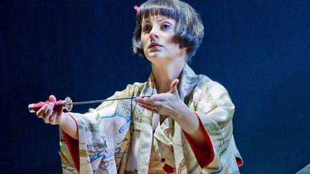 Madama Butterfly is one of the productions at Opera North at The Lowry, Salford (credit: Robert Work