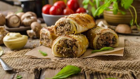 The humble sausage roll