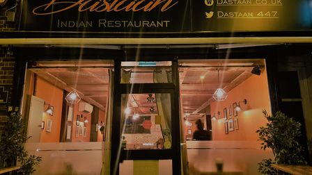 Unassuming from the outside, Dastaan reveals a passion for flavour inside Photo Matthew Williams